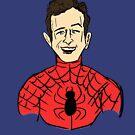 Spinnen-Den von Joe Scardilli