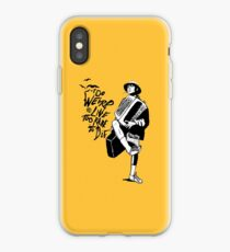 Weird and Rare - Fear Loathing Vegas iPhone Case