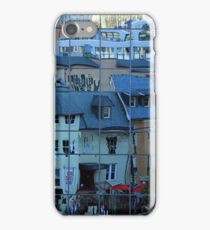 Catty-Corner Reflections At 19th And M Streets iPhone Case/Skin