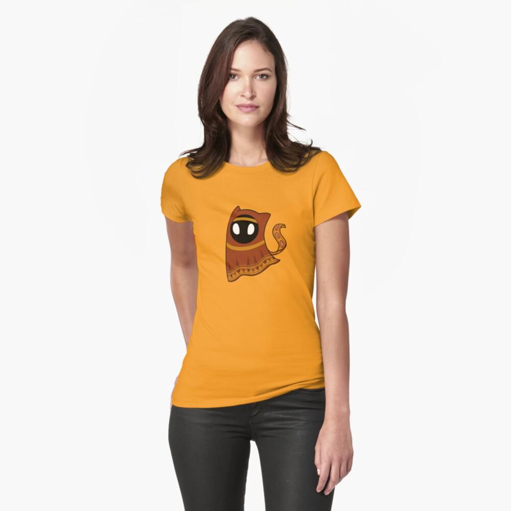 Chibi Wanderer Womens T-Shirt Front