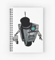 Fancy Claptrap Spiral Notebook
