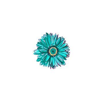 Blue Flower by kay-la-vie