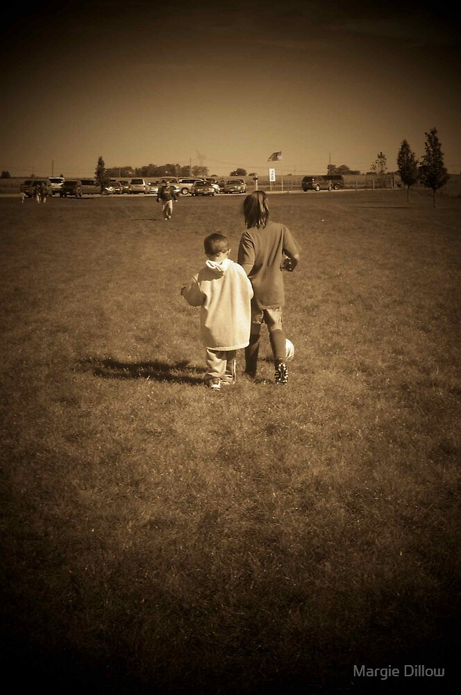 Brotherly Love by Margie Dillow