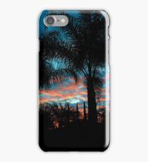 Sunset in SoCal iPhone Case/Skin