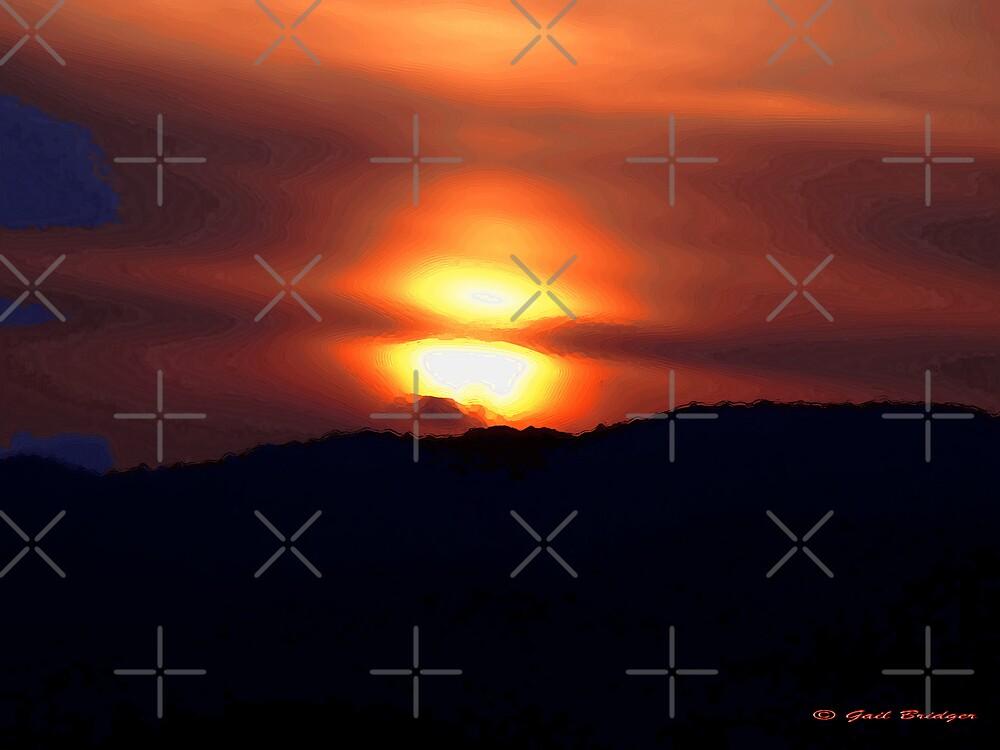 The Sinking Sun by Gail Bridger