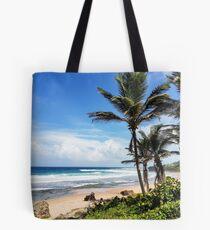 Barbados East Coast Tote Bag