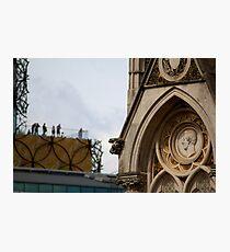 Birmingham UK Photographic Print