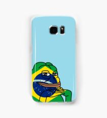 Easter the Toad (Brazil) Samsung Galaxy Case/Skin