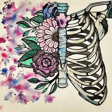 Painfully beautiful  by Muqadas