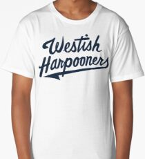 Westish Harpooners – Art of Fielding Long T-Shirt