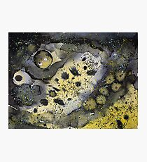 Viruses in space  Photographic Print