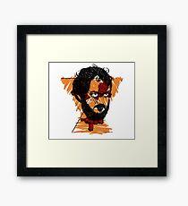 Stanley Kubrick Framed Print