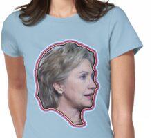 Hillary Clinton 2016 Liberal Democrat Womens Fitted T-Shirt