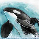 Tilikum by DutchOrca