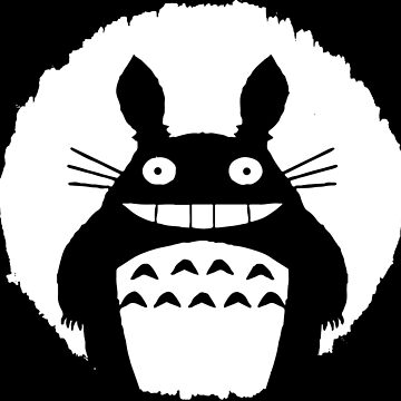 Totoro by -Shiron-