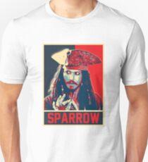 Jack Sparrow - Pirates of the Carribean T-Shirt