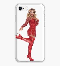 Todrick Hall - Kinky Boots iPhone Case/Skin