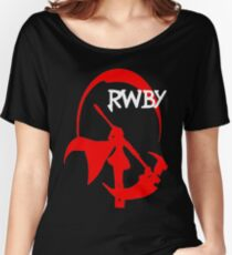 RWBY - Ruby Rose Women's Relaxed Fit T-Shirt