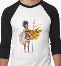 african hunter woman T-Shirt