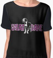 Great Dane Women's Chiffon Top
