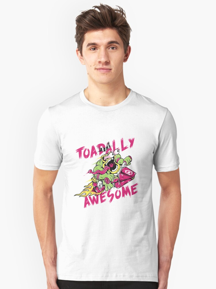 Toadally Awesome Unisex T-Shirt Front