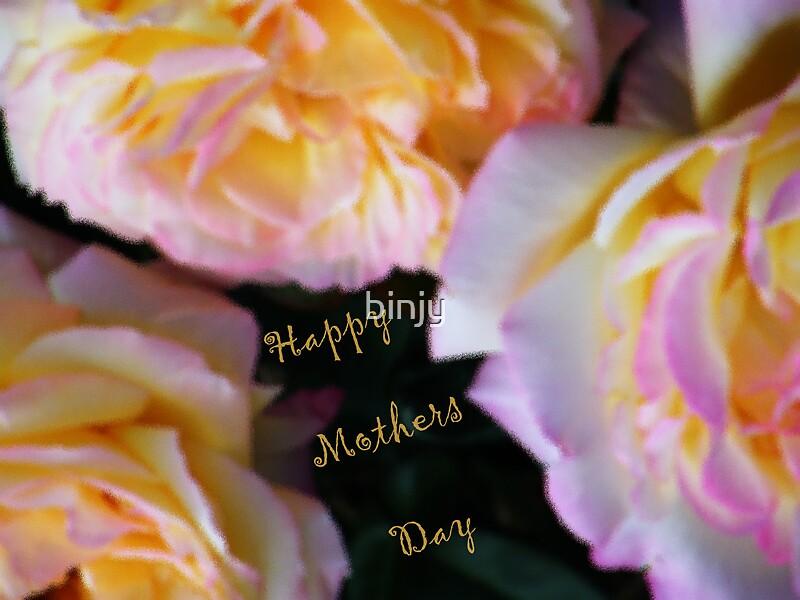 Happy Mothers Day ! by binjy