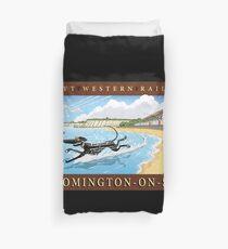 Greyt Western: Zoomington-on-sea Duvet Cover