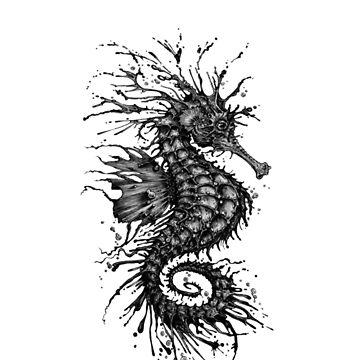 Seahorse by SergejsG