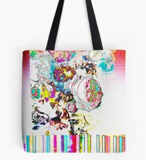 Tracy Porter / Roxy Attic: Resounding Tote Bag
