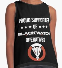 BLACKWATCH Supporter Contrast Tank