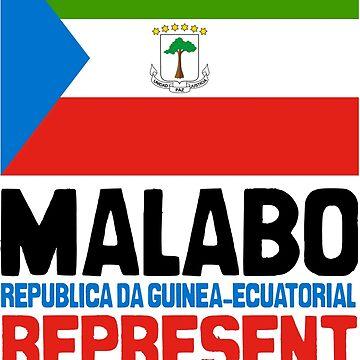 Guinea Ecuatorial. Represent by kaysha