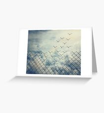 Magical ecape  Greeting Card