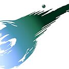 Final Fantasy 7 logo VII by Geekstuff