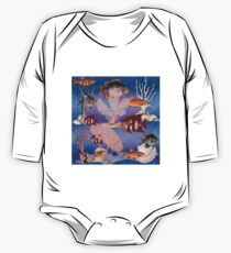 An Ocean View Under the Sea Adventure One Piece - Long Sleeve