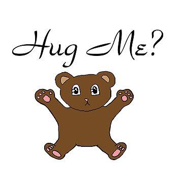 Hug Me? by vampibunni