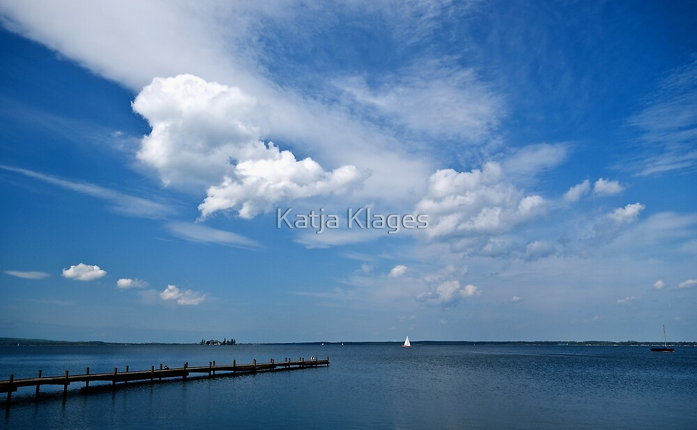 a perfect day by Katja Klages
