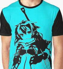 SAO - Sinon Graphic T-Shirt