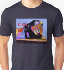 PROTECT OUR ENDANGERED WILDLIFE Unisex T-Shirt