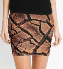 Imagine Green Grass Mini Skirt