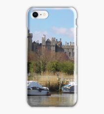 Arundel Castle and the River Arun iPhone Case/Skin