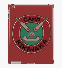 Camp Kikiwaka iPad Case/Skin