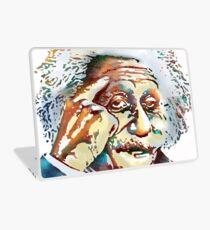 Albert Einstein Laptop Skin