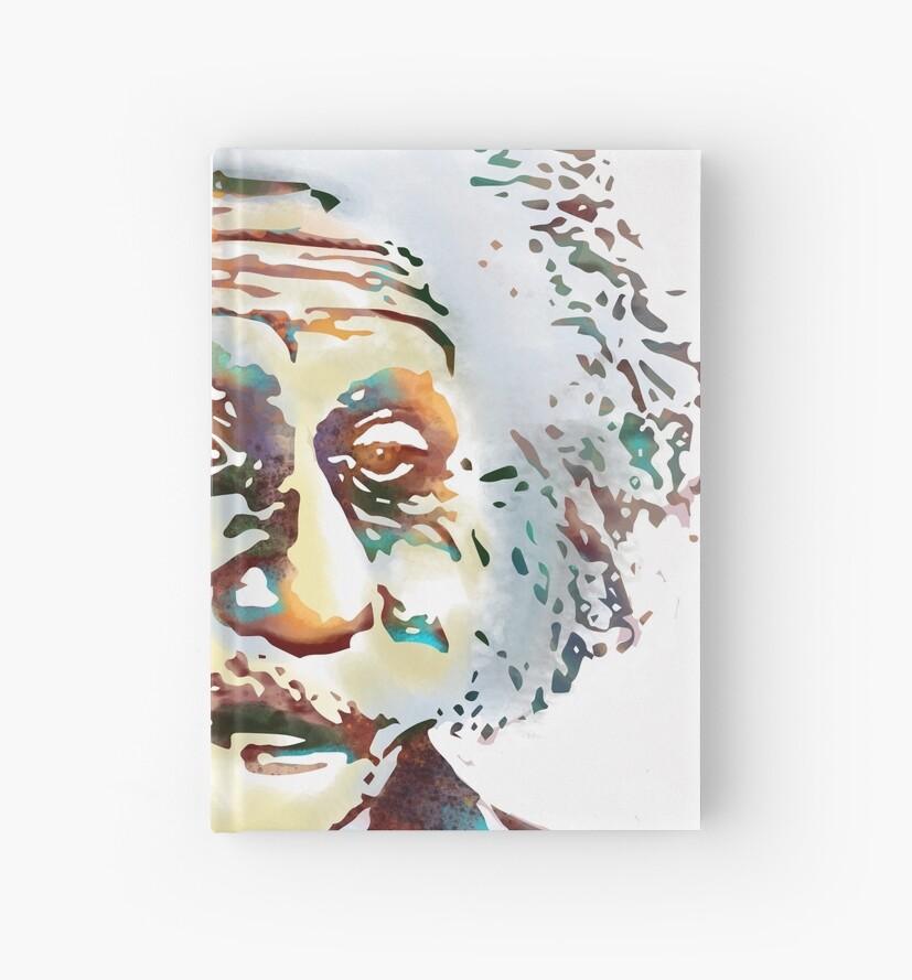 Albert Einstein by Marlene Watson
