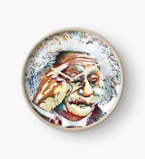 Albert Einstein Clock