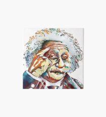 Albert Einstein Art Board