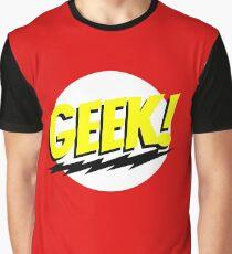 GEEK!  Graphic T-Shirt