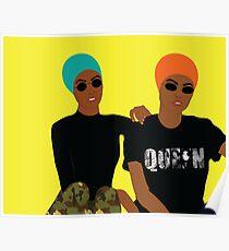 decolonize your femininity Poster