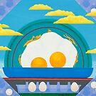 Sunny Up (On The Range) by Eldon Ward
