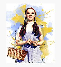 Dorothy Wizard of Oz Photographic Print