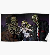 Zombies Poster